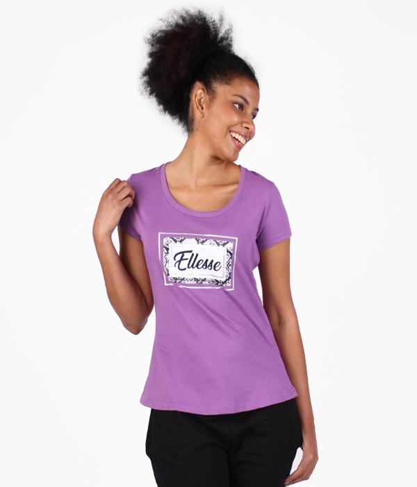 Crop T-Shirt Alberta Fucsia