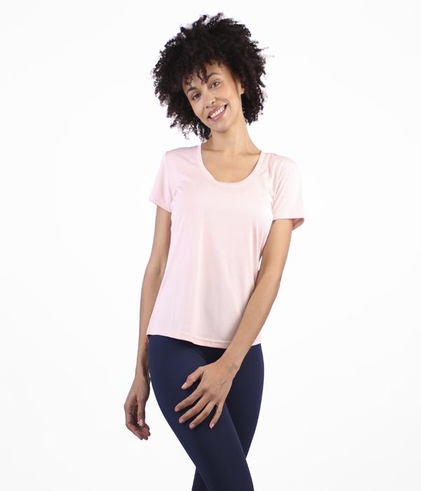 Crop T-Shirt Ovis Negro